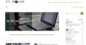 Online-Journal EN-Mosaik